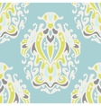 royal luxury cute damask seamless design vector image