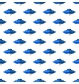 UFO pattern seamless vector image vector image