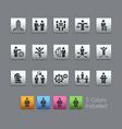 business success - satinbox series vector image vector image