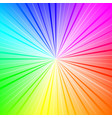 colorful radial gradient background made