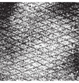 Distress Grid Texture vector image vector image