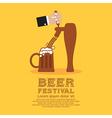 Beer Festival vector image