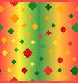 glossy diamond pattern seamless vector image