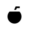 Coconut Icon Flat vector image vector image