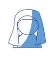 jew woman shayla vector image vector image