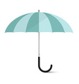 Umbrella Isolated on White Background vector image vector image