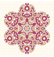 Abstract Ornament in Tribal Style vector image