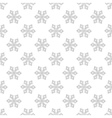Snowflakes seamless pattern for adult anti stress
