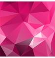 Polygonal design vector image