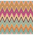 Seamless chevron zigzag pattern vector image vector image