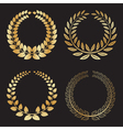 Wheaths Set vector image