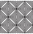 abstract seamless pattern with rhombus vector image vector image