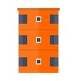 Modern Apartment Building vector image vector image