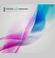 Business Abstract Background for Brochure Covers vector image vector image