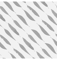 Soft feather vector image vector image