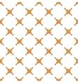 Rolling pin pattern cartoon style