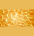 background with ripples on water vector image