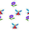 cartoon kind fairy vector image vector image