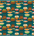 chinese cuisine tradition food dish delicious asia vector image