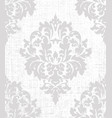 luxury classic ornament background baroque vector image vector image