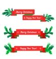 Christmas Sale Set vector image vector image