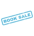 Book Sale Rubber Stamp vector image vector image