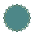 frame vintage isolated icon design vector image vector image