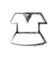 women dress icon vector image vector image
