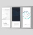 the editable layout vector image vector image