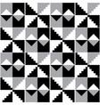 ghana african tribal kente seamless pattern vector image