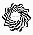 black curved lines forming a circular abstract vector image