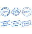 food stamps vector image vector image