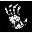 Hand Terrible vector image vector image
