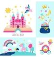 Fairy Tale Concept vector image