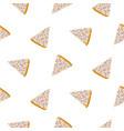 australian fairy bread seamless pattern vector image vector image