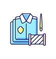 bulk orders rgb color icon vector image vector image