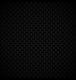 abstract luxury black geometric squares pattern vector image vector image