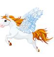 Pegasus vector image vector image