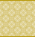 seamless beautiful pattern in ethnic greek style vector image