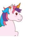 cute magic cartoon vector image