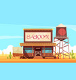 guzzle shop scenery background vector image vector image