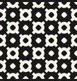geometric seamless pattern with circles tiles vector image vector image