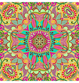 original retro paisley seamless pattern vector image vector image