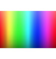 olor spectrum background rainbow colors palette vector image vector image