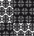 black white1 vector image vector image