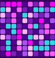 abstract mosaic colorful background geometric vector image