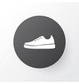 gumshoes icon symbol premium quality isolated vector image