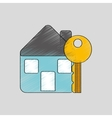 investment housing design vector image vector image