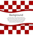Abstract background The template design booklet vector image vector image