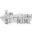 that s a home run text background word cloud vector image vector image
